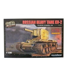 1:72 RUSSIAN HEAVY TANK KV-2 MODEL KITS UKRAINE SUMMER 1941