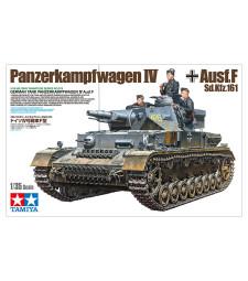 1:35 Pz. IV Ausf. F