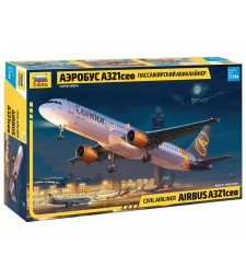 1:144 Civil airliner AIRBUS A321ceo