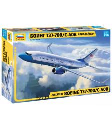 1:144 BOEING 737-700
