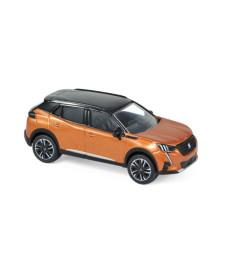Peugeot 2008 2020 - Orange