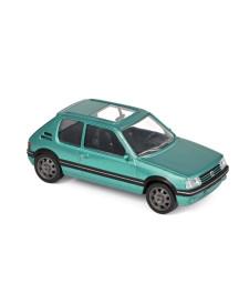 Peugeot 205 GTi 1992 - Green Metallic - JET CAR