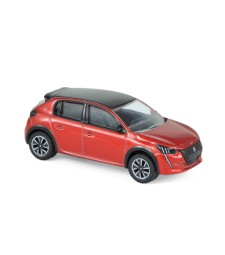 Peugeot 208 2019 - Red