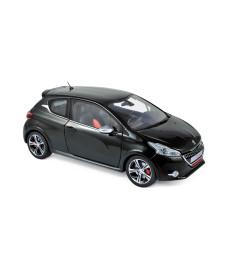 Peugeot 208 GTi 2013 - Perla Nera Black