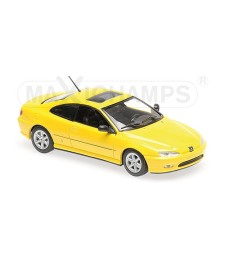 PEUGEOT 406 COUPE – YELLOW – MAXICHAMPS