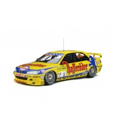 PEUGEOT 406 SUPER TOURENWAGEN CUP 1997 YELLOW