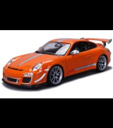 Porsche 911 GT3 RS 4.0 (997/II), orange/silver, 2012