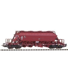 4-Axle Covered Hopper Uaoos933 DR IV