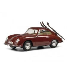 Porsche 356A Skiurlaub