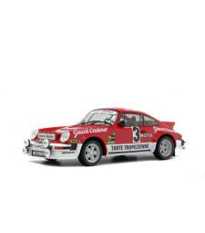PORSCHE 911 SC GR4 - RALLY D'ARMOR 1979 - BEGUIN