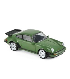 Porsche 911 Turbo 1978 - Green - JET CAR YOUNGTIMERS