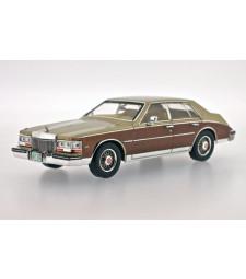 CADILLAC SEVILLE Elegante 1980 Gold & Brown