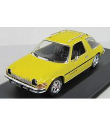 AMC PACER X 1975 Yellow