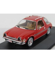 AMC PACER 1975 Red