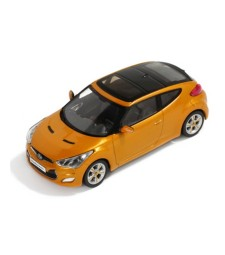 HYUNDAI VELOSTER 2012 Orange