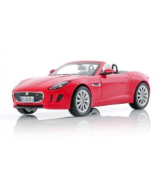 JAGUAR F-TYPE V8 S 2013 Red with Black Interior