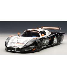 MASERATI MC12 FIA GT1 CHAMPIONSHIP 2010 A.HEGER/A.MUELLER #33
