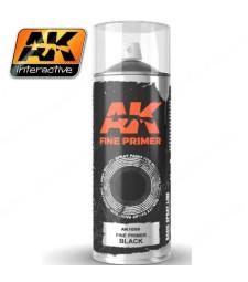AK1040 Fine Primer Black - Spray (USA/CA) 200 ml