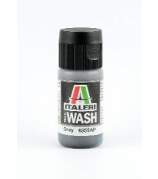 ITALERI Model Wash: GREY (20 ml)