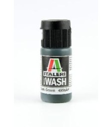 ITALERI Model Wash: DARK GREEN (20 ml)