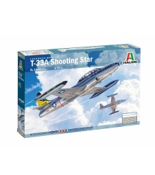 "1:72 T-33A ""Shooting Star"""