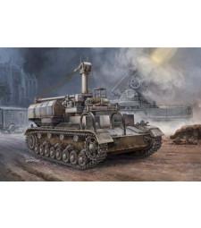 1:35 German Panzerkampfwagen IV Ausf D/E Fahrgestell