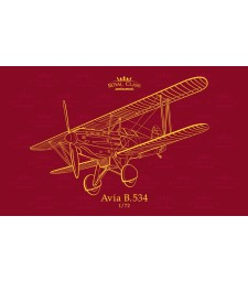 1:72 Avia B.534 QUATTRO COMBO