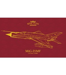 1:72 MiG-21MF - Dual Combo