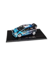 FORD FIESTA RS WRC 5, M. Ostberg - O. Floene, Rally Monte-Carlo 2016
