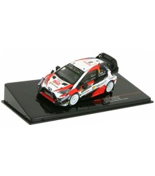 Toyota Yaris WRC 'Toyota Gazoo Racing WRT' #8 Monte Carlo 2018 – Ott Tanak