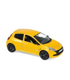 Renault Clio R.S. 2009 - Sirius Yellow