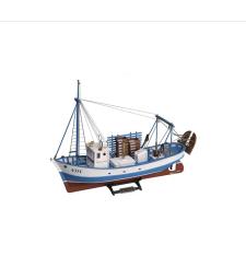 1:35 Mare Nostrum (2016) - Wooden Model Ship Kit