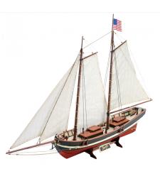 1:50 New Swift (2016) - Wooden Model Ship Kit
