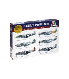 1:48 P-51 D/K Pacific ACES