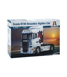 1:24 SCANIA R730 STREAMLINE - HIGHLINE CAB