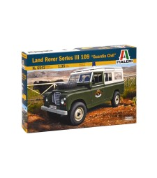 "1:35 LAND ROVER Series III 109 ""Guardia Civil"""