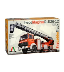 1:24 IVECO-MAGIRUS DLK 23-12 Fire Ladder Truck