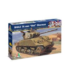 1:35 M4A2 76mm. ''WET'' SHERMAN
