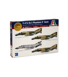 "1:72 F-4 PHANTOM  ""VIETNAM ACES"""