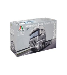1:24 MERCEDES-BENZ ACTROS MP4 GIGASPACE