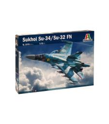 1:72 SUKHOI Su-34 (Su-32) FN