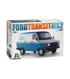 1:24 FORD TRANSIT Mk2