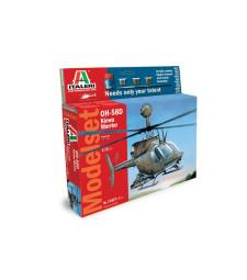 1:72 OH-58D KIOWA WARRIOR -  MODEL SET