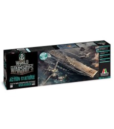 1:700 World of Warships:  USS ESSEX