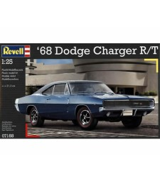1:25 DODGE Charger 1968