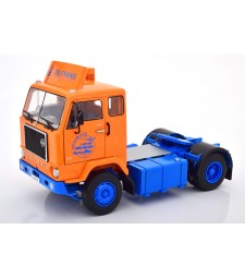 Volvo F88 Deutrans 1965 orange/blue Limited Edition 600 pcs.