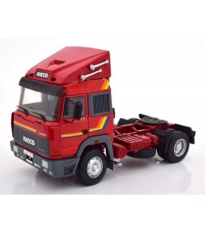 Iveco Fiat Turbostar 2-ASSI 1988 Red