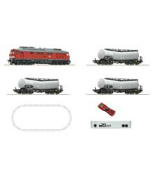 Digital z21 start set: Diesel locomotive class 232 and tank train, DB AG, epoch VI