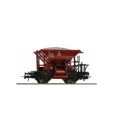 Talbot ballast wagon, CSD, epoch IV
