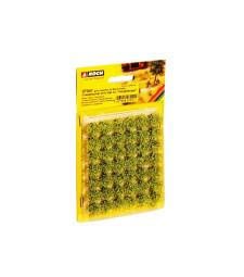 "Grass Tufts XL ""Field Plants"" 42 pieces, 9 mm"